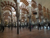 La fabuleuse Mezquita et ses  plus de 1000 colonnes ! C'est le monument islamique le plus important de l'Occident. Dire que c'est aujourd'hui une cathédrale ! Simplement MAGIQUE. On y apprend énormément sur l'histoire de toute l'Andalousie.