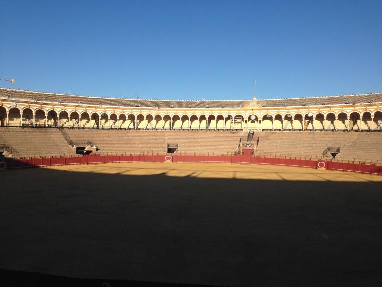 La mythique Plaza de Toros